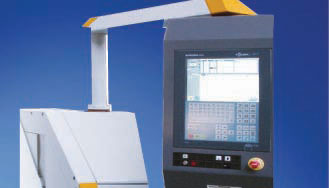 Precision metal folding and forming machine